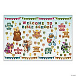 """Mighty Kingdom"" Bulletin Board Set"