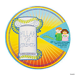 """Pillar Of Strength"" VBS Story Wheels"