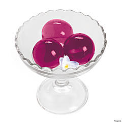 Pink Water-Storing Crystal Accent Balls