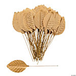 Artificial Gold Leaves