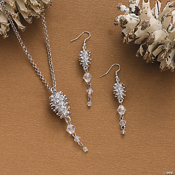 Pinecone Jewelry