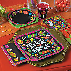 Sweet Halloween Party Supplies