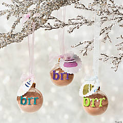 DIY Hot Cocoa Christmas Ornaments Idea