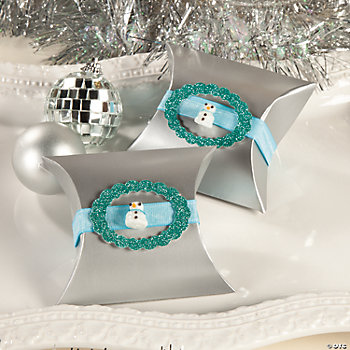 Belted Pillow Boxes