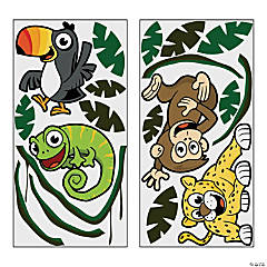 "Design-A-Room ""Jungle Journey"" Background Characters"