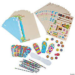 Luau Stationery Assortment