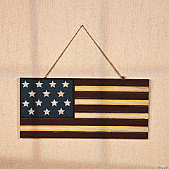 Americana Flag Wall Décor