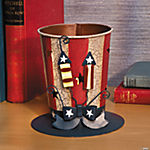 Uncle Sam's Hat Candleholder