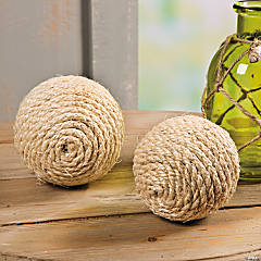 Decorative Rope Balls