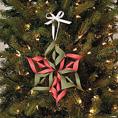 Paper Christmas Star Idea