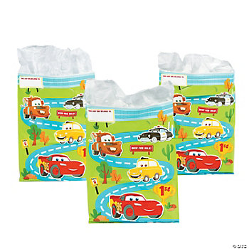 Disney's Cars 1st Birthday Champ Loot Bags