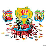 "Disney's Cars ""1st Birthday"" Champ Table Decorating Kit"