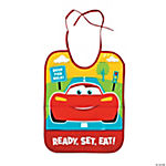 "Disney's Cars ""1st Birthday"" Champ Baby Bib"