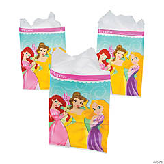 Disney Princess 1st Birthday Loot Bags