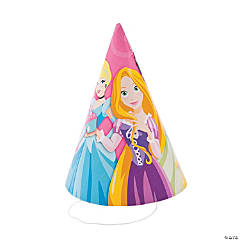 Disney Princess 1st Birthday Cone Hats