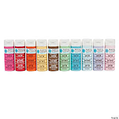 Martha Stewart Crafts™ Satin Paint Set