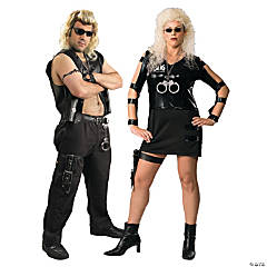 Dog The Bounty Hunter & Beth Couples Costumes
