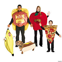 Food Group Costumes