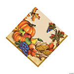 Harvest Luncheon Napkins