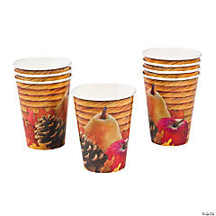 Harvest Basket Cups