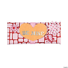 Pink Be Mine Candy Bar Wrap