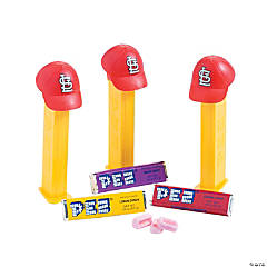 MLB® St. Louis Cardinals™ Pez® Assortment