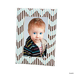 DIY Baby Boy Frame Idea