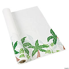 Palm Tree Tablecloth Roll