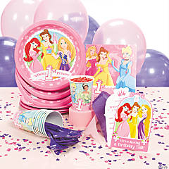 Disney Princess 1st Birthday Princess Party Pack