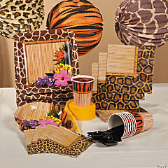 Paradise Safari Basic Party Pack