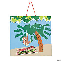 """Jungle Journey"" Handprint Craft Kit"