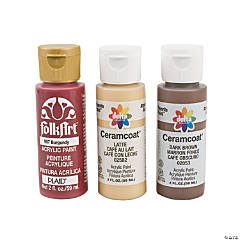 Urban Trend Acrylic Paint Set