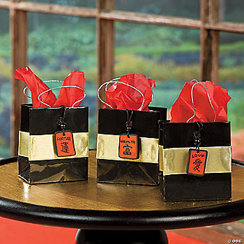Chinese New Year Mini Gift Bag Idea