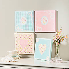 Pastel Canvas Projects Idea