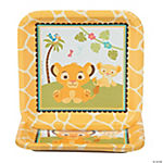 Lion King Sweet Circle Of Life Baby Shower Dessert Plates