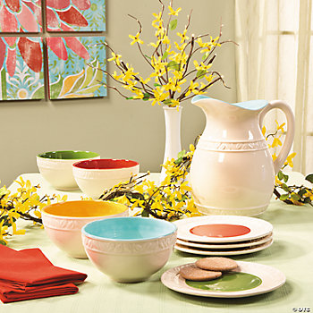 Forsythia & Spring Brights Grouping