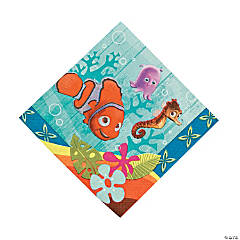 Nemo's® Coral Reef Luncheon Napkins
