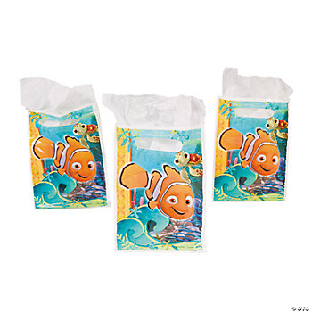 Nemo's Coral Reef Treat Bags