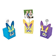 Bunny Photo Block Idea