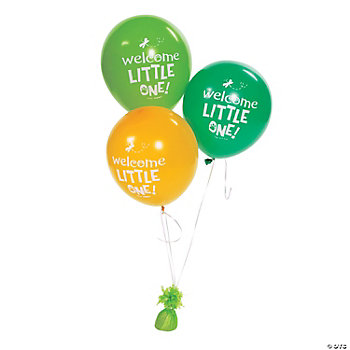 Sweet Circle Of Life Latex Balloons