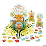 Lion King Baby Table Decorating Kit