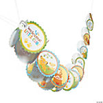 Sweet Circle Of Life Paper Garland