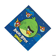 Angry Birds Space Luncheon Napkins