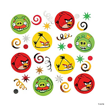 Angry Birds Value Confettii