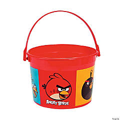 Angry Birds Favor Container