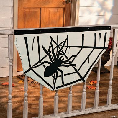 Spider Web Bunting