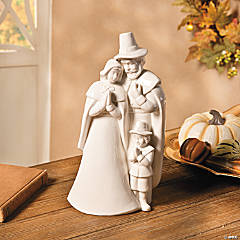 White Pilgrim Family Tabletopper