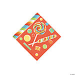 Sugar Buzz Beverage Napkins