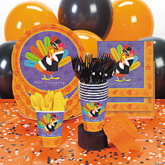 Fun Turkey Party Supplies