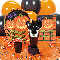 Jolly Jack-O-Lanterns Party Supplies